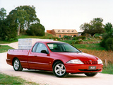 Pictures of Ford Falcon Ute XLS AU-spec (AU) 1999–2000