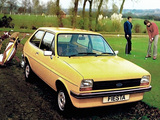 Ford Fiesta UK-spec 1976–83 pictures