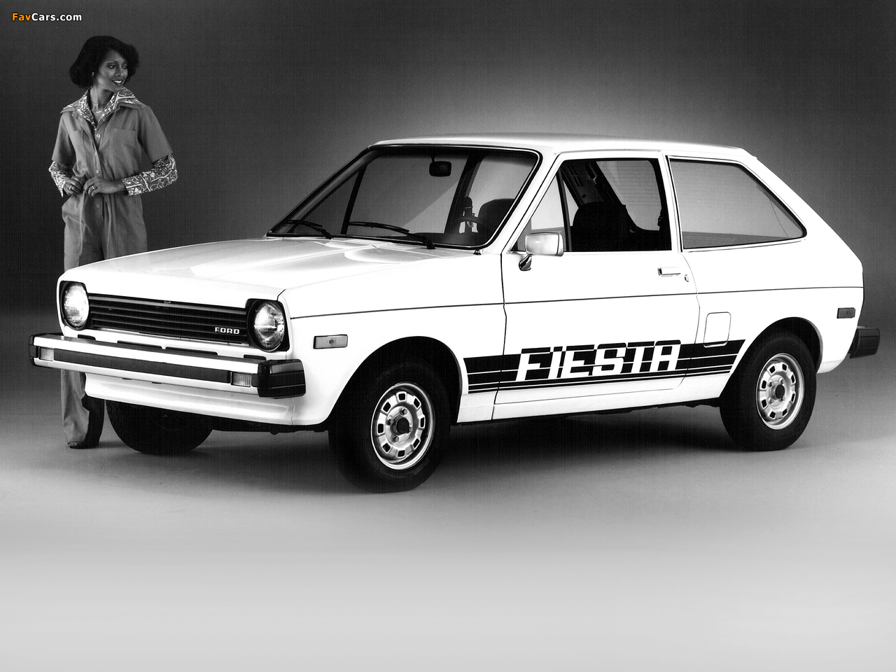 Ford >> Ford Fiesta US-spec 1978–80 photos (1280x960)