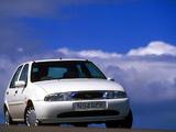 Ford Fiesta 5-door UK-spec 1995–99 images