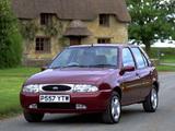 Ford Fiesta 5-door UK-spec 1995–99 photos