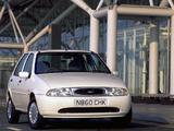 Ford Fiesta 5-door UK-spec 1995–99 pictures