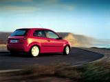 Ford Fiesta 3-door 2002–05 pictures