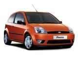 Ford Fiesta 3-door 2002–05 wallpapers
