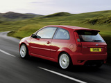 Ford Fiesta ST 2004–05 images