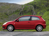 Ford Fiesta ST 2004–05 pictures