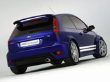 Ford Fiesta RS Concept 2004 pictures