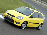 Ford Fiesta Ultimate Edition 2006 pictures