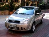 Ford Fiesta Sedan BR-spec 2007–10 images