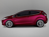 Ford Verve Concept 2007 wallpapers