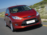 Ford Fiesta 3-door ZA-spec 2008–13 images