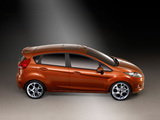 Ford Fiesta S Concept 2008 pictures