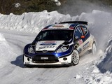 Ford Fiesta S2000 2009 images