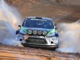 Ford Racing Fiesta 2010 images