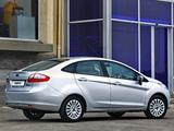 Ford Fiesta Sedan ZA-spec 2010 wallpapers