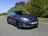 Ford Fiesta Metal 2011 images