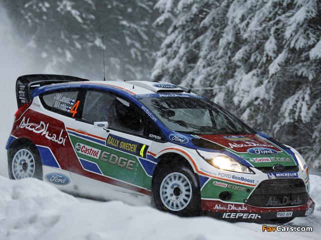 Ford Fiesta RS WRC 2011 photos (640 x 480)