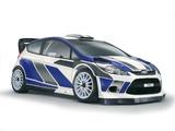 Ford Fiesta RS WRC 2011 photos