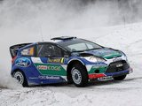 Ford Fiesta RS WRC 2012 photos