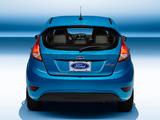 Ford Fiesta Hatchback US-spec 2013 images