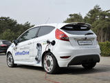 Ford Fiesta eWheelDrive Prototype 2013 images