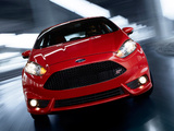 Ford Fiesta ST US-spec 2013 photos
