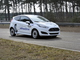 Ford Fiesta eWheelDrive Prototype 2013 photos