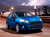 Ford Fiesta Hatchback US-spec 2013 photos