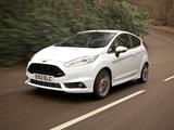 Ford Fiesta ST 3-door UK-spec 2013 photos