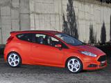 Ford Fiesta ST 3-door ZA-spec 2013 photos