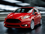Ford Fiesta ST US-spec 2013 pictures