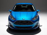 Ford Fiesta Hatchback US-spec 2013 pictures