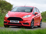 Ford Fiesta ST 5-door UK-spec 2016 images