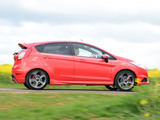 Ford Fiesta ST 5-door UK-spec 2016 pictures