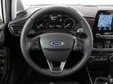 Ford Vignale Fiesta 5-door 2017 wallpapers