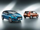 Ford Fiesta photos