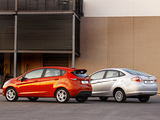 Ford Fiesta wallpapers