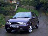 Images of Ford Fiesta 5-door UK-spec 1995–99