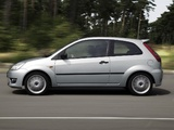 Images of Ford Fiesta Sport 2002–05