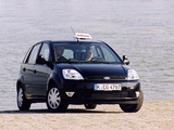 Images of Ford Fiesta Fahrschule 5-door 2002–05