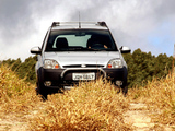 Images of Ford Fiesta Trail 2003–07