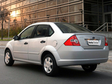 Images of Ford Fiesta Sedan 2004–07