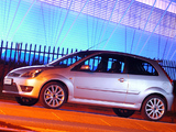 Images of Ford Fiesta ST ZA-spec 2004–05