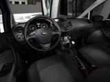 Images of Ford Fiesta Van 2008–12