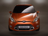 Images of Ford Fiesta S Concept 2008