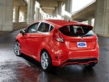 Images of Ford Fiesta ST US-spec 2013