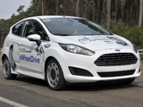 Images of Ford Fiesta eWheelDrive Prototype 2013