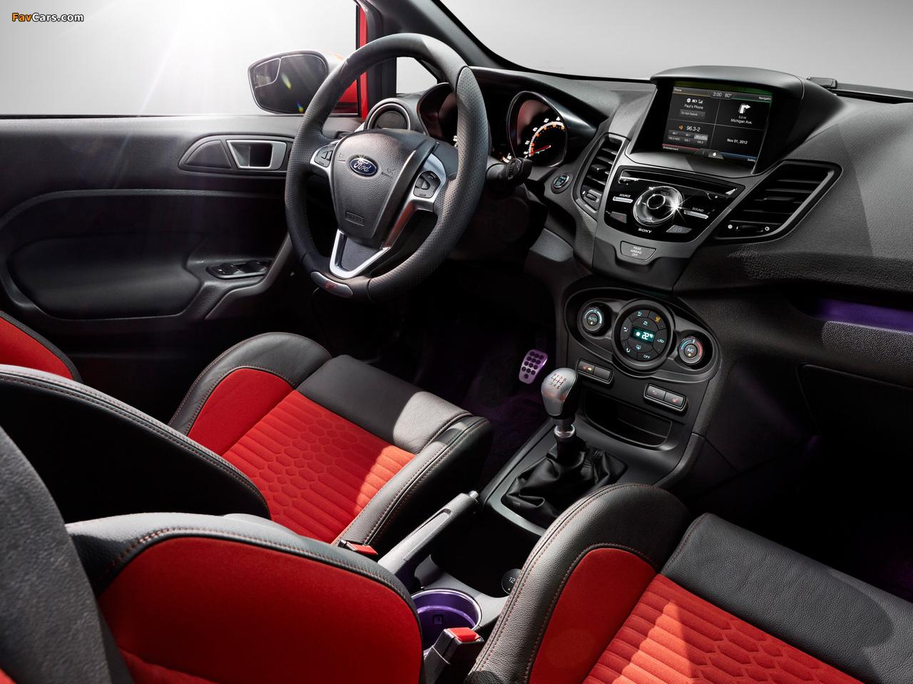 2016 ford mustang interior u s news amp world report - 2014 Ford Fiesta Interior Us News Amp World Report