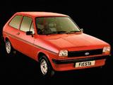 Photos of Ford Fiesta UK-spec 1976–83