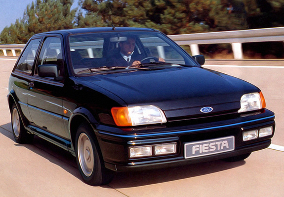 photos of ford fiesta xr2i 1990 95. Black Bedroom Furniture Sets. Home Design Ideas